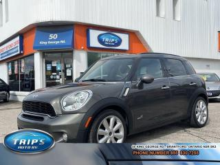Used 2012 MINI Cooper Countryman AWD 4dr S ALL4/COUNTRYMAN/PRISTINE/ PRICED TO SALE for sale in Brantford, ON