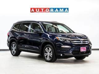 Used 2017 Honda Pilot EX-L AWD 8 Pass Leather SunRoof Navi BackUp Cam for sale in Toronto, ON