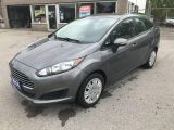Photo of Gray 2014 Ford Fiesta