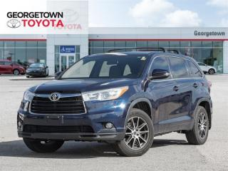 Used 2015 Toyota Highlander LE for sale in Georgetown, ON