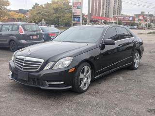 Used 2012 Mercedes-Benz E-Class E 350 for sale in Waterloo, ON