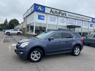 Used 2013 Chevrolet Equinox 1LT REAR CAMERA | BLUETOOTH | CRUISE CONTROL | for sale in Brampton, ON