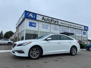 Used 2016 Hyundai Sonata SUNROOF | REAR CAMERA | HEATED SEATS | HEATED STEERING | for sale in Brampton, ON