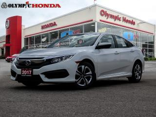Used 2017 Honda Civic LX for sale in Guelph, ON