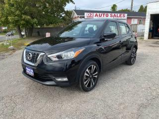 Used 2019 Nissan Kicks Automatic/Bluetooth/Htd Seats/Bckup Cam/Certified for sale in Scarborough, ON