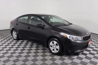 Used 2017 Kia Forte LX NO ACCIDENTS - LOCAL TRADE-IN | VOICE-ACTIVATED BLUETOOTH | LOW KILOMETERS | MANUAL for sale in Huntsville, ON