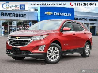 Used 2018 Chevrolet Equinox 1LT for sale in Brockville, ON