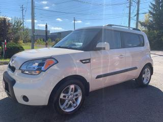 Used 2011 Kia Soul 2u, MANUAL, BLUETOOTH, ACCIDENT FREE, ONLY 125 KM for sale in Ottawa, ON