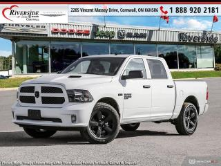 New 2021 RAM 1500 Classic Tradesman for sale in Cornwall, ON