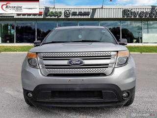 Used 2015 Ford Explorer XLT for sale in Cornwall, ON