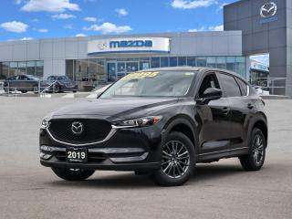 Used 2019 Mazda CX-5 GS- AWD, BLUETOOTH, HEATED STEERING WHEEL, REAR CAMERA for sale in Hamilton, ON