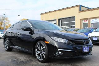 Used 2020 Honda Civic Touring for sale in Brampton, ON