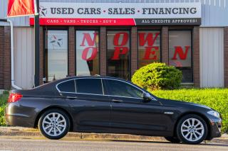 Used 2013 BMW 5 Series xDrive | Navi | Camera | Leather | Sunroof | Tints for sale in Oshawa, ON