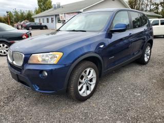 Used 2013 BMW X3 AWD 28i Mint Cond. for sale in Peterborough, ON