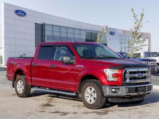 Used 2016 Ford F-150 XLT 5.0L V8 | 4X4 | LOW KM | SYNC for sale in Winnipeg, MB
