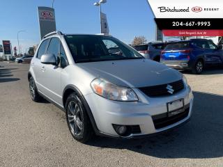 Used 2010 Suzuki SX4 Hatchback JLX | Locally Owned & Serviced | Low Km's | All Wheel Drive | Cruise Control | Power Group | for sale in Winnipeg, MB