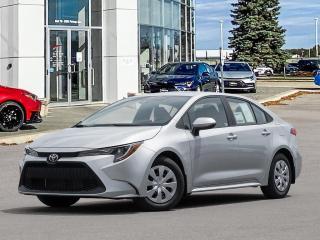 New 2022 Toyota Corolla L CVT for sale in Winnipeg, MB