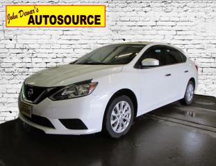 Used 2019 Nissan Sentra SV for sale in Peterborough, ON