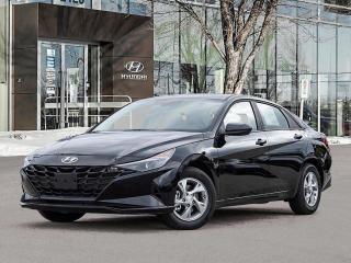 New 2022 Hyundai Elantra Essential for sale in Winnipeg, MB