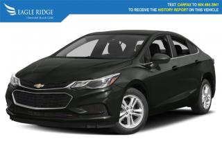 Used 2017 Chevrolet Cruze LT AUTO for sale in Coquitlam, BC