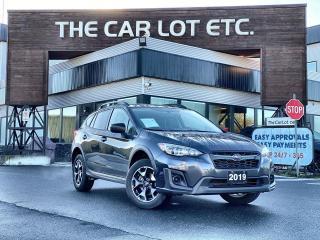 Used 2019 Subaru XV Crosstrek CONVENIENCE AWD for sale in Sudbury, ON