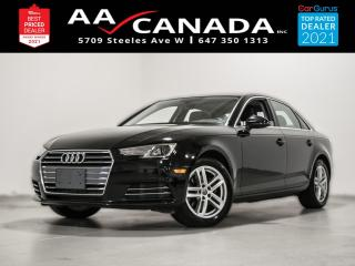 Used 2017 Audi A4 ultra Premium for sale in North York, ON