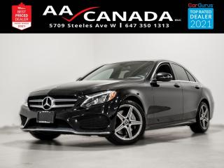 Used 2018 Mercedes-Benz C-Class C 300 for sale in North York, ON