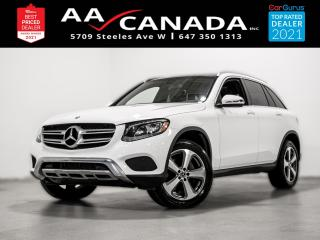 Used 2017 Mercedes-Benz GLC-Class GLC 300 for sale in North York, ON
