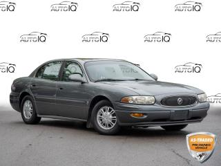 Used 2005 Buick LeSabre Custom SELLING AS IS PRE-OWNED | CLEAN CARFAX for sale in St Catharines, ON