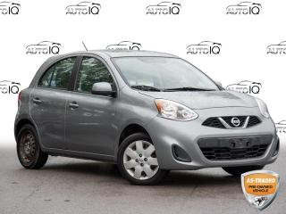Used 2015 Nissan Micra SV SELLING AS IS PRE-OWNED | CLEAN CARFAX for sale in St Catharines, ON
