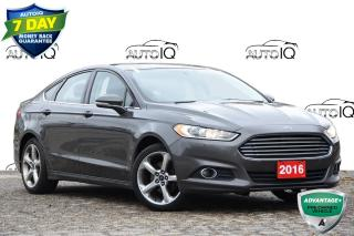 Used 2016 Ford Fusion SE APPEARANCE PKG | 18