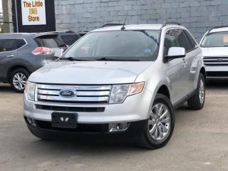 Used 2009 Ford Edge SEL CRUISE CONTROL,  HEATED FRONT SEATS,A/C,  AUX & MORE for sale in Saskatoon, SK
