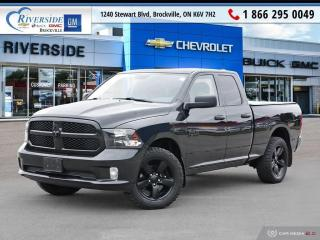 Used 2018 RAM 1500 ST for sale in Brockville, ON