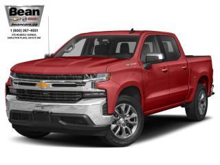 New 2021 Chevrolet Silverado 1500 5.3L V8 4X4 CREW CAB SHORT BOX RST for sale in Carleton Place, ON