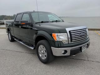 Used 2012 Ford F-150 XLT Low K's XTR 4x4 Bluetooth Rear Cam Six Seats for sale in Belle River, ON