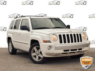 Used 2010 Jeep Patriot Limited As Traded for sale in St. Thomas, ON