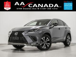 Used 2018 Lexus NX NX 300 | F SPORT | RED INTERIOR | for sale in North York, ON