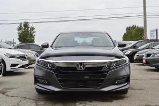 Used 2018 Honda Accord EX-L for sale in Mississauga, ON