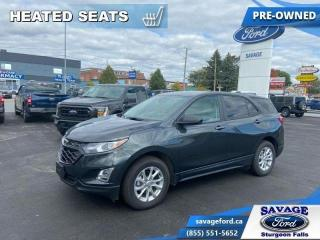 Used 2021 Chevrolet Equinox LS  - Alloy Wheels - Back Up Camera - $207 B/W for sale in Sturgeon Falls, ON