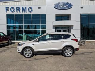 Used 2019 Ford Escape Titanium for sale in Swan River, MB