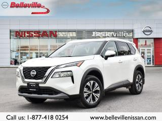 Used 2021 Nissan Rogue SV AWD, 1 OWNER, SUNROOF, , CLEAN CARFAX for sale in Belleville, ON