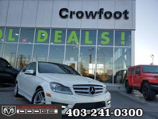 Used 2012 Mercedes-Benz C-Class C300 AMG 4MOTION for sale in Calgary, AB