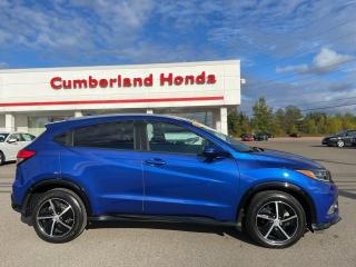 Used 2019 Honda HR-V Sport for sale in Amherst, NS