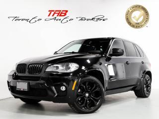 Used 2012 BMW X5 xDrive35i I M-SPORT I PANO I NAVI I CAM I HUD for sale in Vaughan, ON