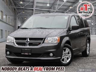 Used 2018 Dodge Grand Caravan Crew for sale in Mississauga, ON