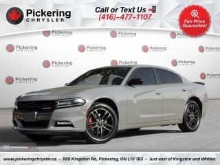 Used 2019 Dodge Charger SXT Plus - LEATHER/AWD/SUNROOF/COOLED SEATS for sale in Pickering, ON