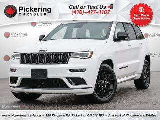 Used 2021 Jeep Grand Cherokee Limited X - HEMI V8/PANO ROOF/SPORT HOOD/CARPLAY for sale in Pickering, ON
