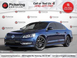 Used 2015 Volkswagen Passat COMFORTLINE for sale in Pickering, ON