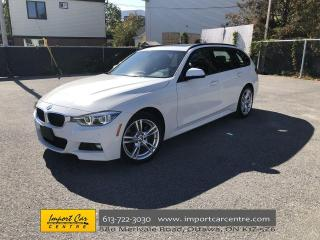 Used 2018 BMW 330i i xDrive Touring M-SPORT  LEATHER  PANO ROOF  NAVI for sale in Ottawa, ON