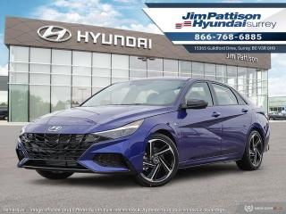 New 2022 Hyundai Elantra N LINE for sale in Surrey, BC